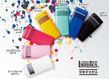Fujitsu F001, un móvil sumergible con cámara de 13 megapíxeles