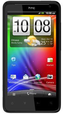HTC Raider, un nuevo smartphone LTE de gama alta