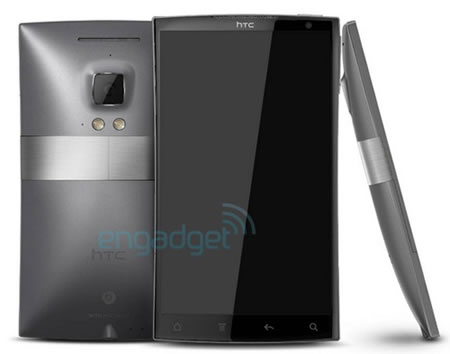 Imágenes filtradas del nuevo HTC Zeta