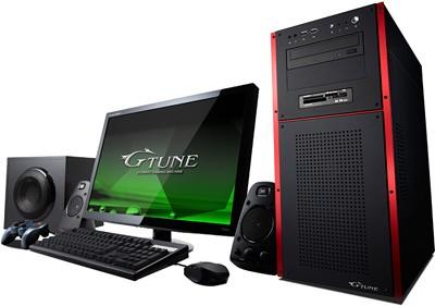 Mouse Computer MASTERPIECE i1540BA1, nueva PC para gamers