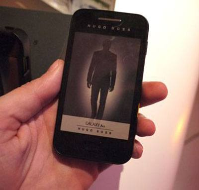 Nuevo Hugo Boss Samsung Galaxy Ace