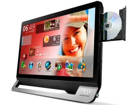 Packard Bell oneTwo, una poderosa todo en uno