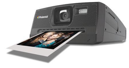 Polaroid Z340, cámara instantánea con aspecto retro