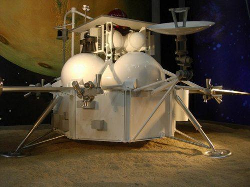 Rusia envía vida a Marte y planea traerla de regreso
