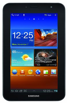 Samsung Galaxy Tab 7.0 Plus en Amazon