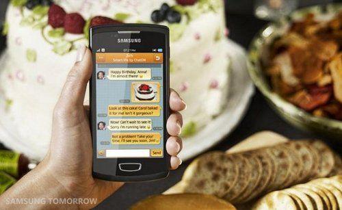Samsung Wave 3 anunciado
