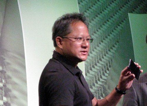 Según el CEO de Nvidia los tablets quad-core tendrán bajos precios en mayo del año que viene