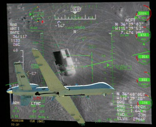 Un nuevo avión no pilotado será capaz de recargar combustible en el aire
