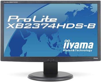 iiyama lanza su nuevo monitor Full HD de 23 pulgadas, el ProLite XB2374HDS-B