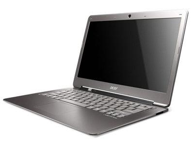 Acer lanzará ultrabook de 15 pulgadas en 2012