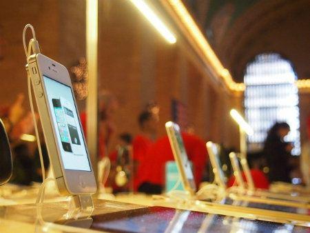 Apple ha abierto su nueva tienda en New York