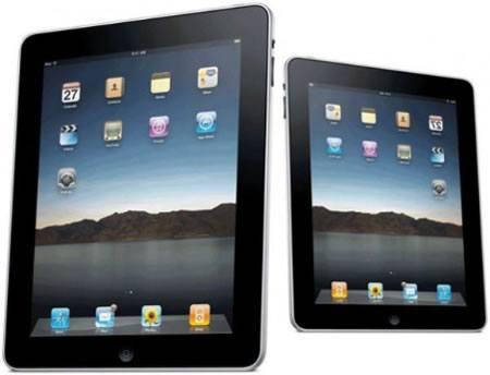 Apple podría desarrollar un iPad de 7,85 pulgadas en 2012