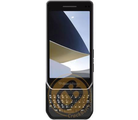 BlackBerry Milan, el primer smartphone con BlackBerry 10