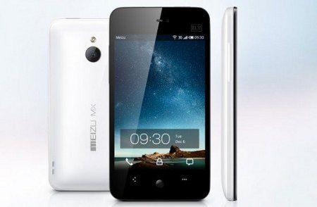 El Meizu MX de cuatro núcleos podría ser lanzado en mayo de 2012