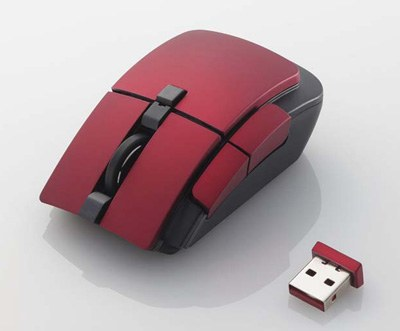 Elecom M-TG01DL, nuevo mouse inalámbrico