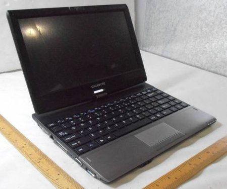 Gigabyte T1132, un híbrido entre laptop, tablet y PC