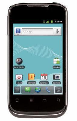 Huawei Ascend II, nuevo móvil de gama media