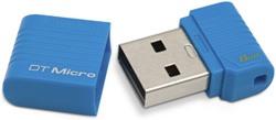 Kingston DataTraveler Micro, nueva línea de diminutas memorias USB