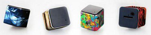 Kube2, el reproductor touch de MP3 más pequeño del mundo