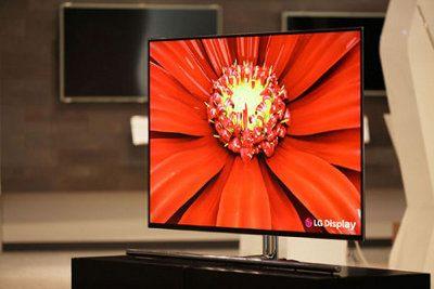 LG presentará una HTDV OLED de 55 pulgadas en el CES 2012