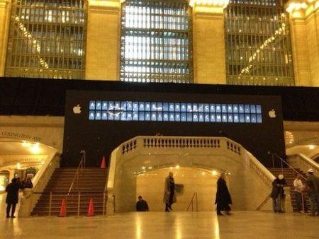 La mayor tienda de Apple abre sus puertas en New York la semana que viene