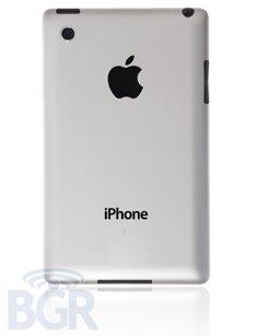 La parte trasera del iPhone 5 podría estar hecha de aluminio