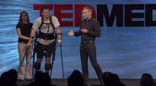 Mira el nuevo exoesqueleto de Ekso Bionics