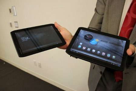 Motorola Xyboard será lanzado este mes