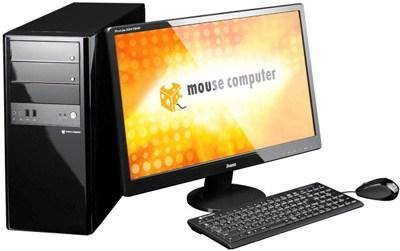 Mouse Computer MDV-AGQ9300X-WSB, nueva PC de escritorio con muy buenas especificaciones