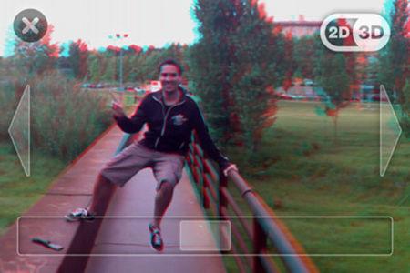 Snapily3D, una aplicación para tomar fotos 3D en iPhone y iPad