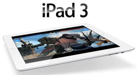 iPad 3 no será presentado en CES 2012 ni Macworld 2012