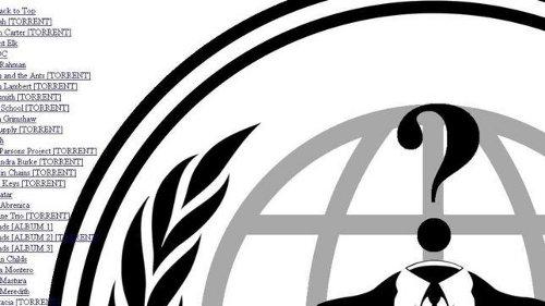 Anonymous libera la discografía completa de Sony