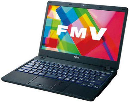 Fujitsu Lifebook SH76/G, nueva laptop de 13,3 pulgadas