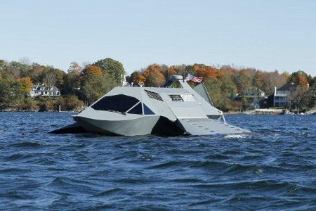 Ghost, el nuevo juguete de la marina estadounidense