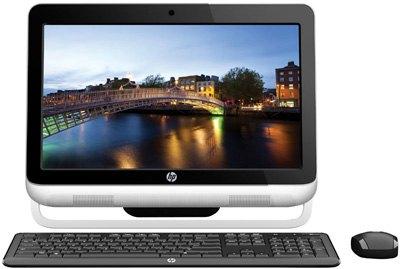 HP Omni 120-1150jp, nueva todo en uno a buen precio
