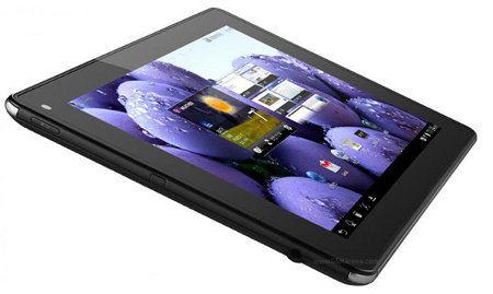 LG Optimus Pad, nuevo tablet 4G LTE de 8,9 pulgadas