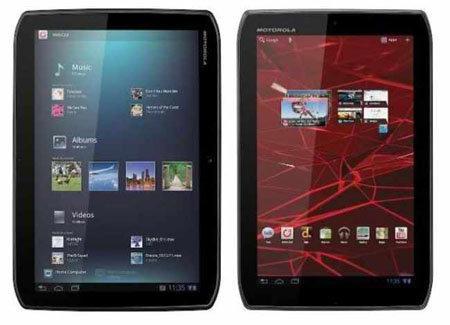 Motorola Xyboard, un nuevo tablet de 10,1 pulgadas con buenas especificaciones
