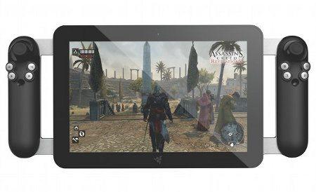 Razer Fiona, un tablet conceptual para gamers