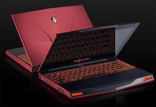 Rumor: Dell prepara las nuevas Alienware M14X R2, M17X R4 y M18X R2