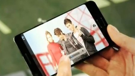 Samsung Galaxy S III, foto filtrada en el CES 2012