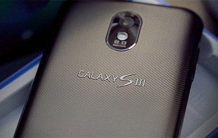 Samsung Galaxy S III se muestra online