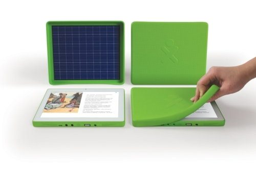 Tablet XO-3 de OLPC llegará al CES 2012