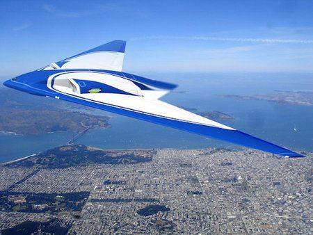 Tal vez tu próximo vuelo sea a bordo de un bombardero B-2