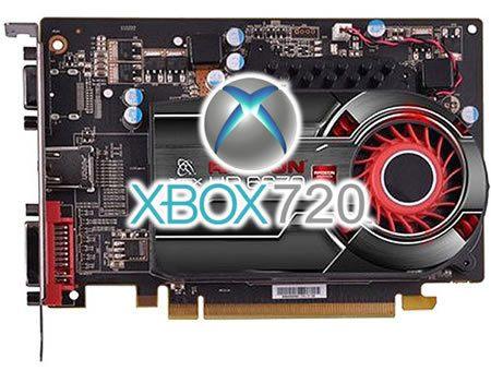 Xbox 720 saldrá a la venta el año que viene y tendrá un GPU AMD 6000