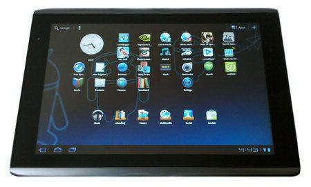 Acer Iconia Tab A500 recibirá Android 4.0 en abril