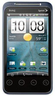 HTC EVO Shift 4G recibe actualización