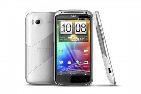 HTC Sensation de color blanco contará con Android 4.0 y saldrá a la venta en marzo