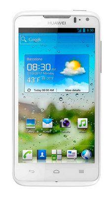 Huawei Ascend D Quad, el smartphone más rápido del mundo