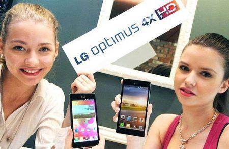 LG Optimus 4X HD, nuevo smartphone con procesador Tegra 3 y pantalla de 4,7 pulgadas