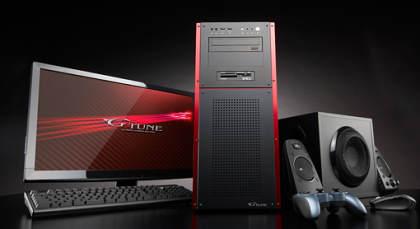 Mouse Computer MASTERPIECE i1550GA1-SP, nueva PC para gamers con 64GB de RAM